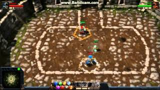 Magicka: Wizard Wars gameplay (dueling)