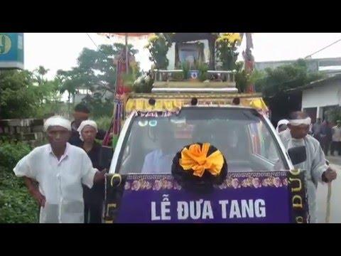Lễ tang cụ Đỗ Thị Xã xã Quảng Thanh Huyện Thủy nguyên