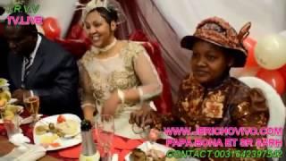 LE MARIAGE COUTUMIER PAPA BONARD ET MAMAN SARAH