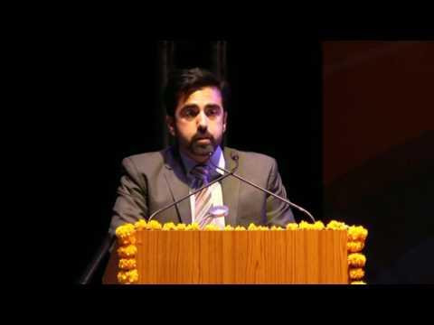 Mr. Roopank Chaudhary Speaks at IIM Indore