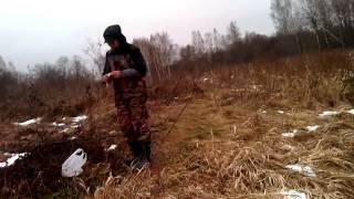 Ловля голавля зимой на спиннинг