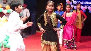 Tutak Tutak Tutiya,,Stage Dance, Shree G.T.Shivnani Educational Institute,Indore (2016-17)