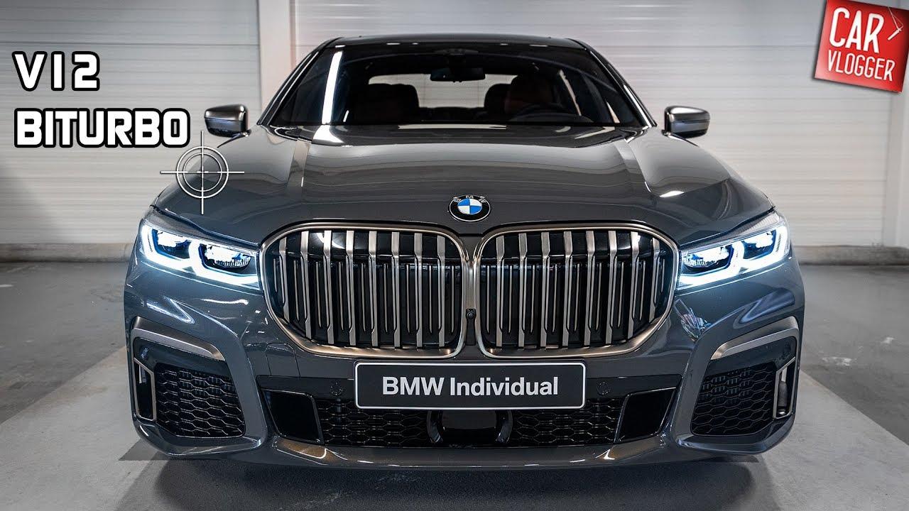 2020 Bmw M760li V12 Price