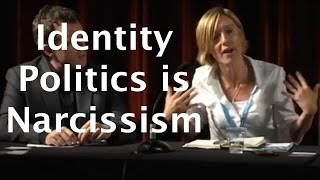 Identity Politics is Narcissism - author Joanna Williams at the Battle of Ideas