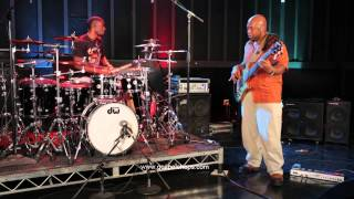 Drum & Bass featuring Jonathan Davis and Joseph Scrutchins @ GospelChops.com
