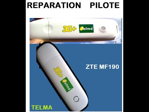 ZTE MF190 TELMA - Unlock