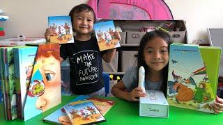 Yuk Baca Buku | Zara Cute dan Bolpen Ajaib | Homeschooling Cakrawala Pengetahuan Dasar Anak