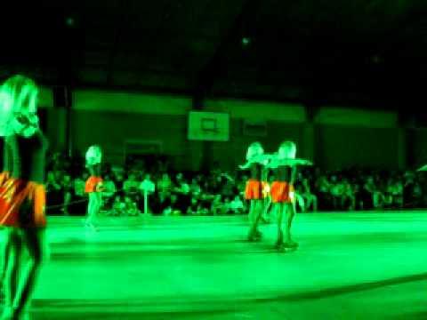 FESTIVAL DE PATIN EN LA PLATA CLUB EVERTON (grupo roller's)
