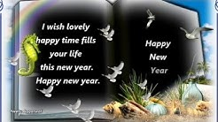Happy New Year 2016 Animated/Wishes/Greetings/E-Card/Happy New Year 2016 Whatsapp video