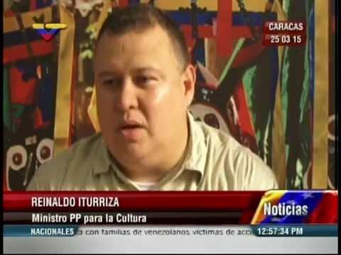 Ministro Reinaldo Iturriza convoca a construir la bandera de Venezuela más grande nunca antes hecha