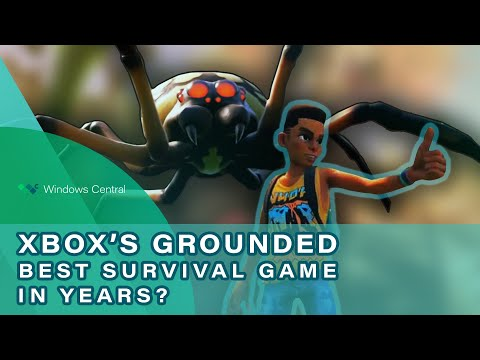 Xbox's 'Grounded' Is Actually Amazing