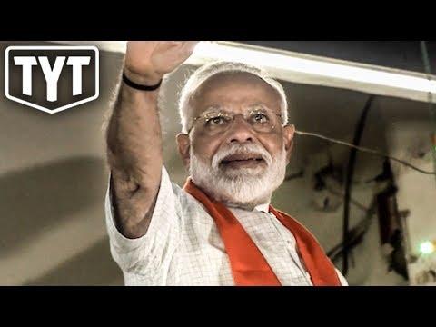 Modi Strips Kashmir Of Special Status
