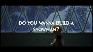 Download Do You Wanna Build a Snowman? lyrics MP3 song and Music Video