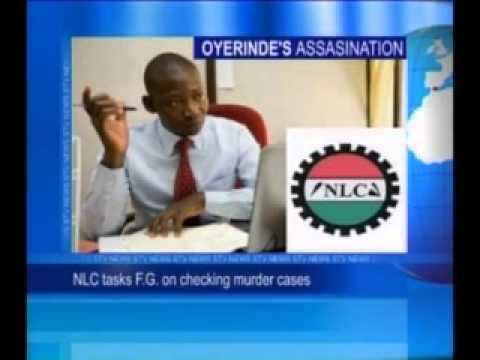 NLC Condemns The Assassination Of Oshiomole's Principal Secretary