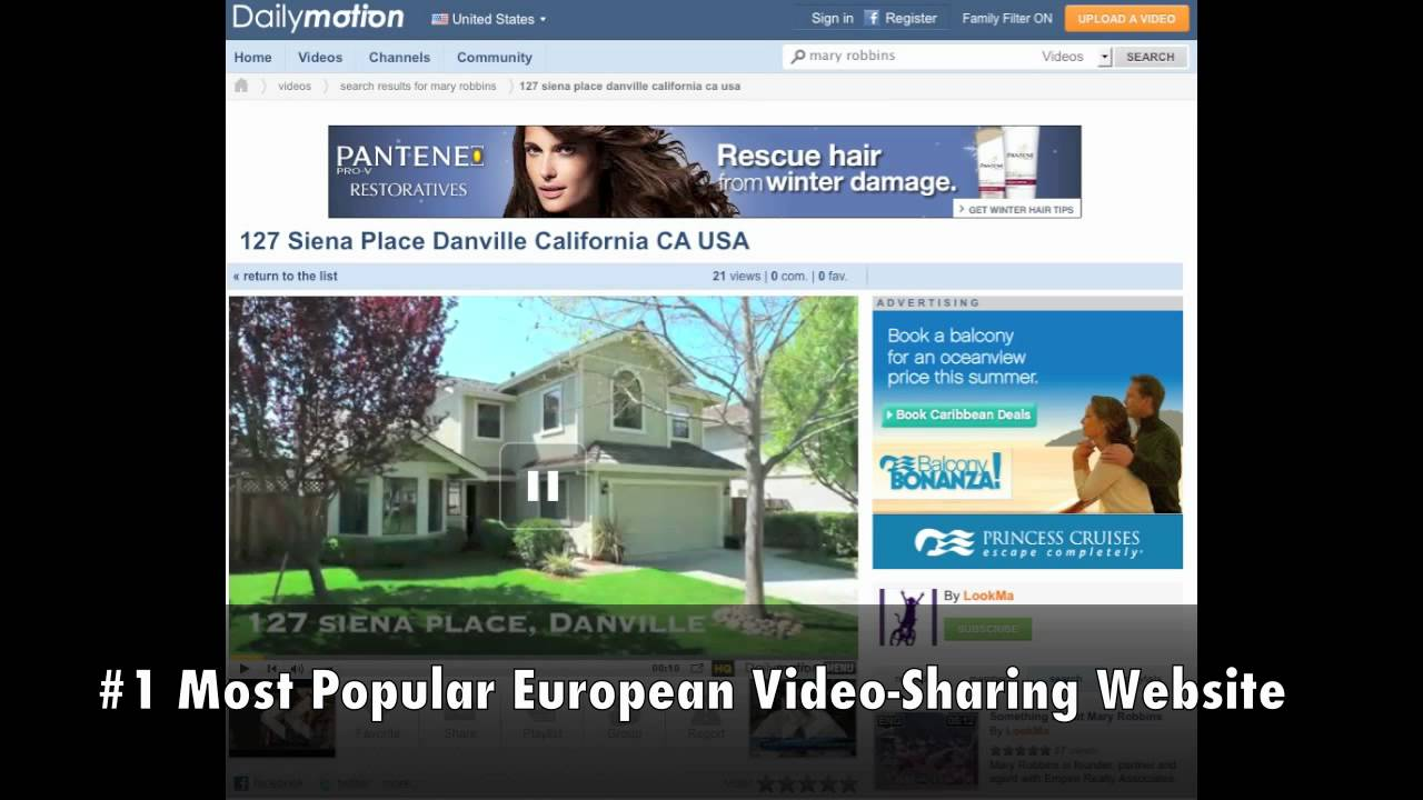 free real estate video listing presentation - youtube, Powerpoint templates