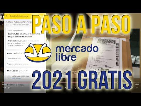 Cómo DEVOLVER un producto de MERCADO LIBRE SIN COSTO   2021 PASO A PASO