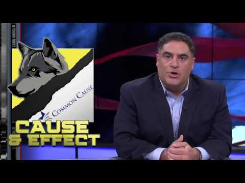 The Young Turks', Cenk Uygur's Sleazy Attack On Progressive Group Common Cause