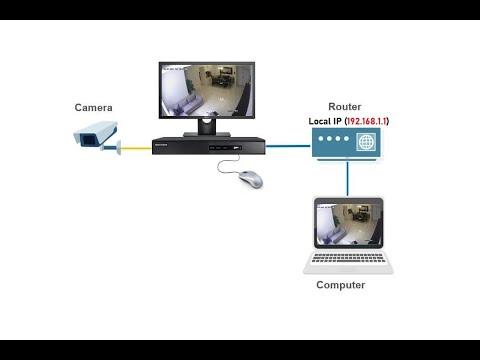 Hikvision videoları bir bilgisayara nasıl kaydedilir