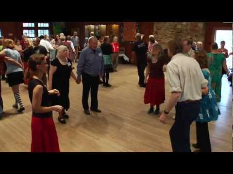 Traditional Western Square Dances 1 - Arkansas Traveler