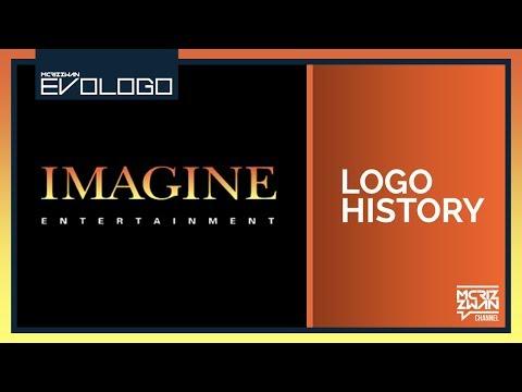 a3d08f89 Imagine Entertainment Logo History   Evologo [Evolution of Logo]