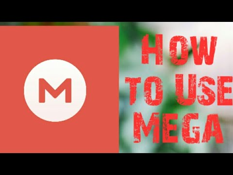 How to upload file to MEGA and get the Download Link