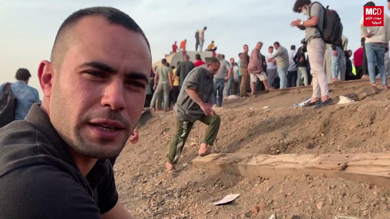 قتلى وعشرات الجرحى في ثالث حادث قطارات في مصر خلال شهر  - نشر قبل 2 ساعة