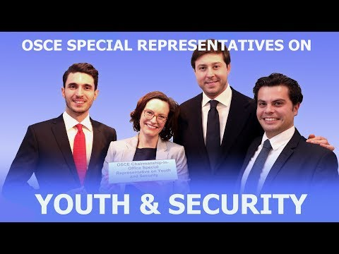OSCE Special Representatives on Youth & Security