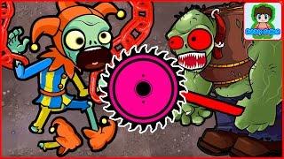 Игра Зомби против Растений от Фаника Plants vs zombies 50