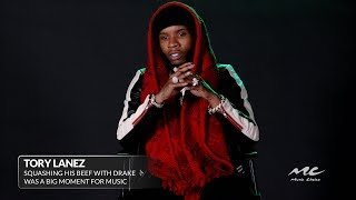Tory Lanez on Squashing His Beef With Drake