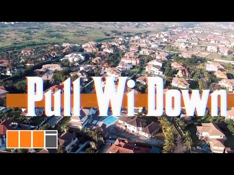 Shatta Wale - Pull Wi Down