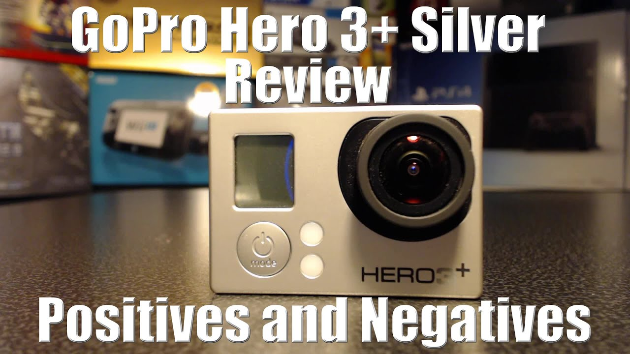 gopro hero 3 plus silver edition review youtube. Black Bedroom Furniture Sets. Home Design Ideas
