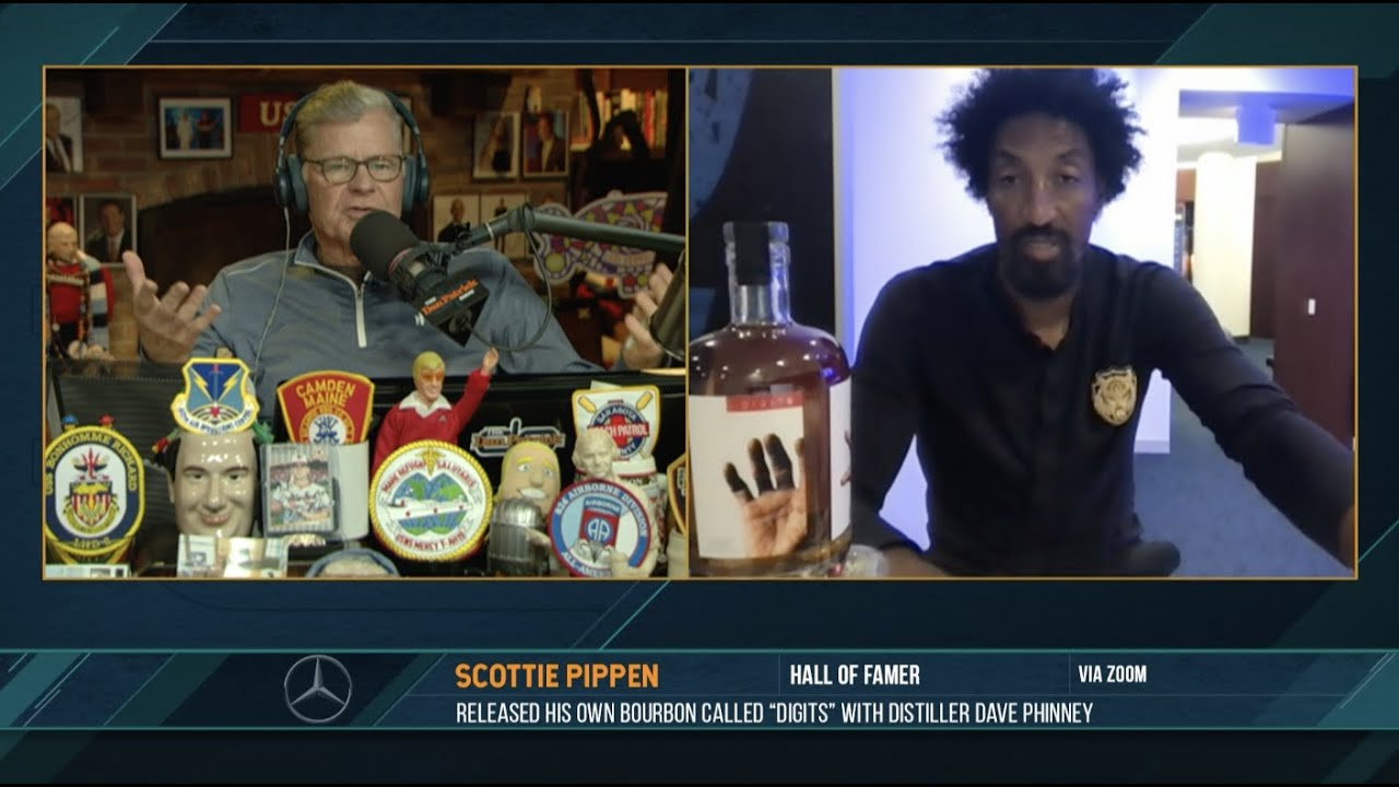 Download Scottie Pippen on the Dan Patrick Show Full Interview | 6/28/21
