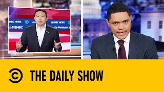 The Life & Times Of Andrew Yang   The Daily Show With Trevor Noah