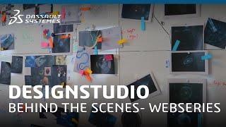 DESIGNStudio, behind the scenes by Dassault Systèmes