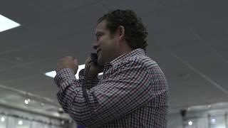 Seahawks Draftroom: Rashaad Penny Gets Call From John Schneider & Pete Carroll