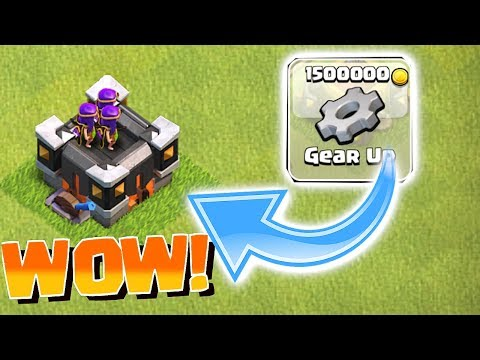 NEW JUNE 2017 UPDATE | Clash Of Clans | THIS LOOKS INSANE!!
