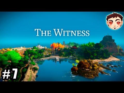 The Witness #7 - ¡LOS LABERINTOS DEL CASTILLO!