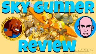 SkyGunner review (lost episode Interracial Gamer)