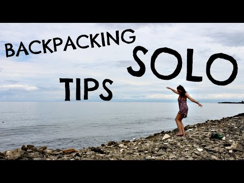 Top 10 Tips – BACKPACKING SOLO