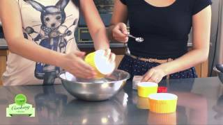 [hd] Kitchen Art Cooking Show #15: Bánh Cà Rốt (carrot Cake With Cream Cheese Frosting)