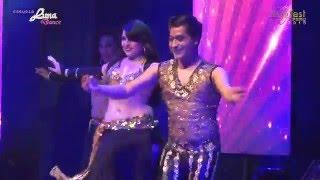 ELENCO DE LA ESCUELA LUNA DANCE.