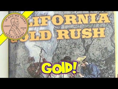 California Gold Rush Book, 2002 Scholastic History Readers