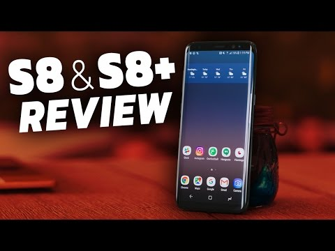 Galaxy S8 & S8+ Review: The Best There is – Deal with It