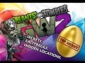 Plants vs Zombies Garden Warfare 2-Secrets,Eastereggs & Hidden Locations (PS4)