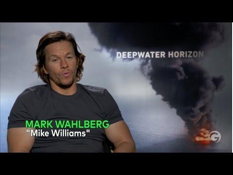 Deepwater Horizon Interviews: Mark Wahlberg, Gina Rodriguez, Kurt Russell, Kate Hudson