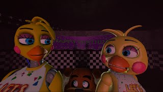 SFM FNAF Meeting Toy Chica