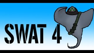 SWAT 4 - Gameplay #1 - Non Lethal Force