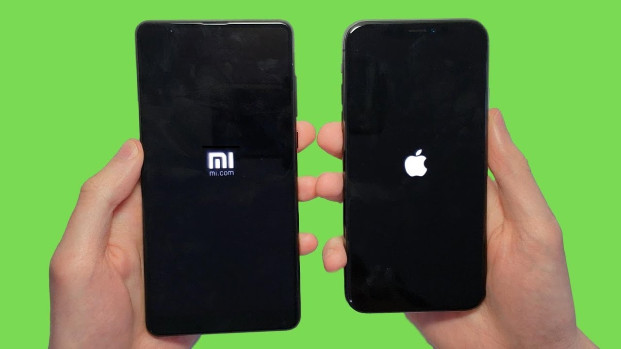 check out 55467 60d49 Xiaomi Mi Mix 2S vs iPhone X Speed Test and Cameras! 🔥