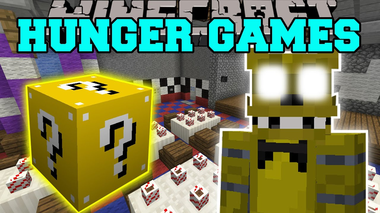 popularmmos youtube minecraft hunger games - vtwctr