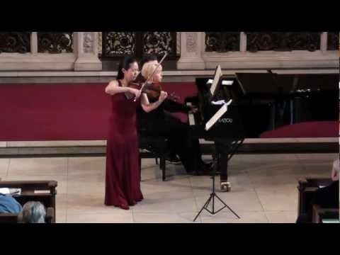 Beethoven Sonata No, 9 'Kreutzer Sonata' 1/3
